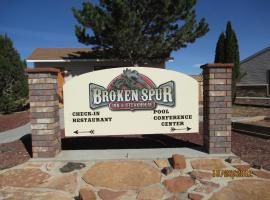 Broken Spur Inn & Steakhouse, Torrey
