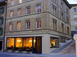 Boutique Hotel Orchidee, Burgdorf