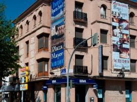 Hotel Plaza Mayor, Ocaña