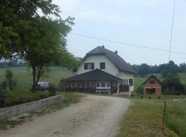 House Ivan, Rastovača