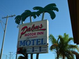 Rockhampton Palms Motor Inn, Rockhampton
