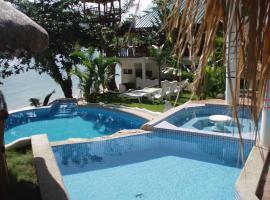Dolphinbay Beachfront Resort, Puerto Galera