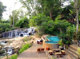 Sukantara Cascade Resort and Spa, Mae Rim