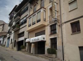 Hostal La Muralla, Morella