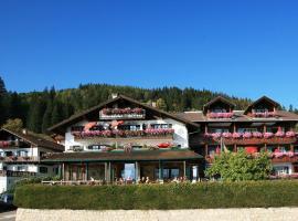 Seehotel Hartung & Ferienappartements, Füssen