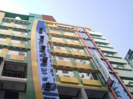 Clover City Center Plus Hotel, Yangon