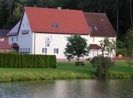 Karpfenhaus Feuchtwangen, Feuchtwangen