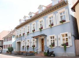Gasthaus zum Lamm, Ettenheim