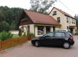 Pension Strohbach, Sebnitz