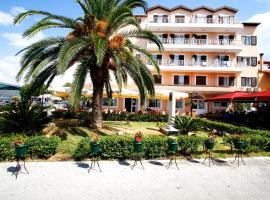 Hotel Nirikos, Leukadė (miestas)