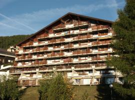 Hotel Zodiaque, Anzère