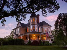 The Oaks Victorian Inn, Christiansburg