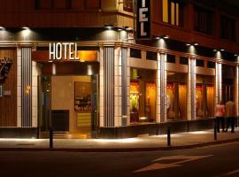 Hotel Gran Via, Zaragoza