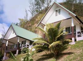 Tapu Lodge, Hauru