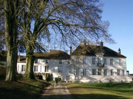 Le Chateau de Prauthoy, Prauthoy