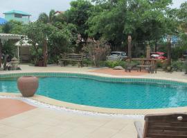 Baan Klang Noen Apartment-Sophon.19, Pattaya Central