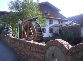 Zur Mühle, Mörlenbach