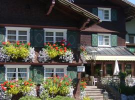 Schedler's Löwenhotel, Alberschwende