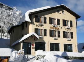 Hôtel Le Glacier, Gourette