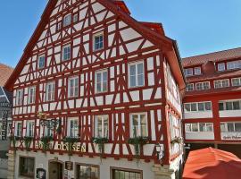 Hotel-Restaurant Ochsen, Blaubeuren