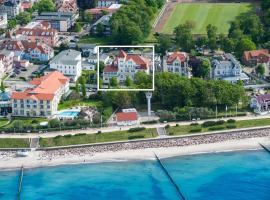 Villa Astoria - Suiten am Meer, Kühlungsborn