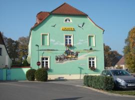Hotel am Schloss - Frankfurt an der Oder, Frankfurt Oder