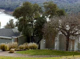 Chateaux Bourdeaux-Contro at Lake Nacimiento in Paso Robles Wine Country, Oak Shores