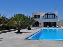 Asteras Beach Villa, Kamaris