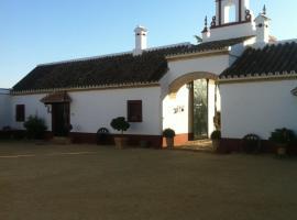 Quartos Natura Hacienda de Medina, Hacienda de Tarazona