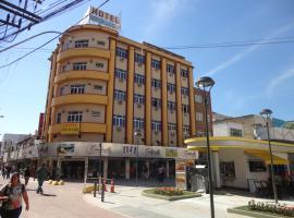 Hotel Dourado Center, Campos