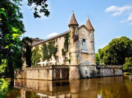 Chateau Lamothe du Prince Noir - B&B, Saint-Sulpice-et-Cameyrac