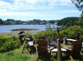 Harbour House, Ucluelet