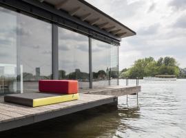 Modern Boat, Berlín