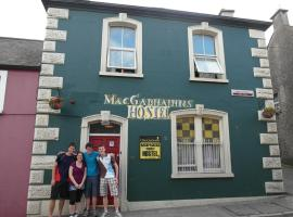 MacGabhainns Backpackers Hostel, Kilkenny