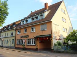 Hotel-Zähringerstube, Neuenburg am Rhein