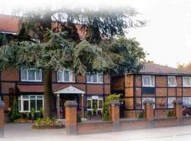 Kings Paget Hotel, Hillingdon
