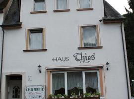 Pension Haus Thies, Cochem