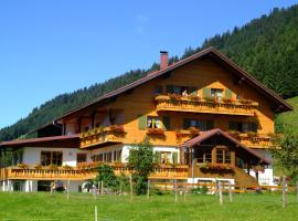 Gästehaus Bergzauber, Balderšvangas