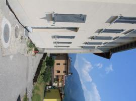Casa Lümaghera, Riva San Vitale