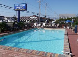 Sea Horse Motel, Brant Beach