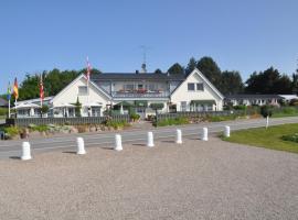 Hotel Fjordkroen, Tappernøje