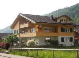 Gästehaus Graf, Bezau