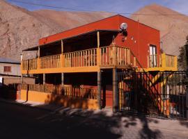Balcones de Pisco Elqui, Pisco Elqui