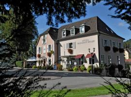 Logis Hotel Restaurant Muller, Niederbronn-les-Bains