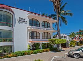 Hotel La Pergola, Manzanillo