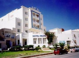 Hotel Mezri, Monastyras