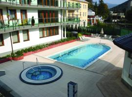 Hotel Kristoff Slovakia, Trenčianske Teplice