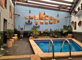 hotel rurales castilla la mancha:
