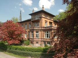 Villa Junghans, Schramberg