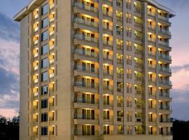Residency Sarovar Portico